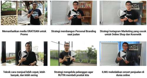 video materi